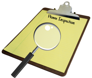 Home Inspection Clipboard